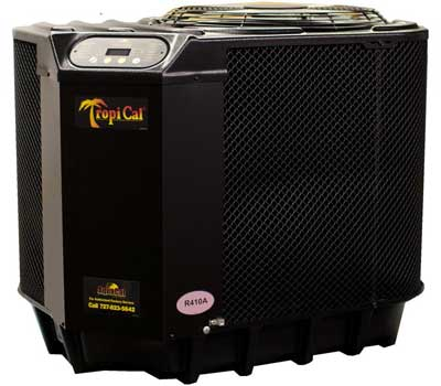 AquaCal Tropical T035HRD 10.6kw Single Phase Pool Heat Pump
