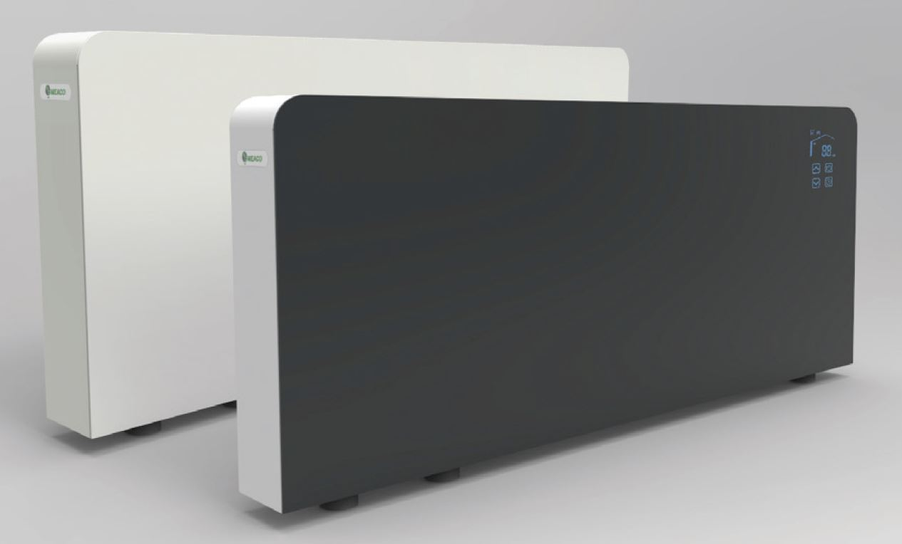 Meaco Ultra Quiet Wall Mounted Dehumidifiers