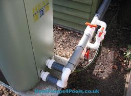 Heat Perfector Plumbing Arrangement Example