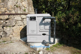 Heat Siphon in South of France 2009