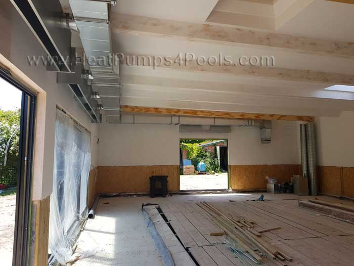 ducting-installation-service - heatpumps4pools