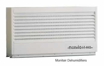 calorex monitair dehumidifier - heatpumps4pools