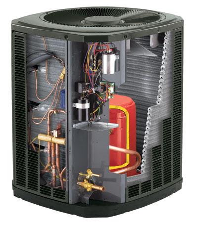 Heat Pump Spare Parts