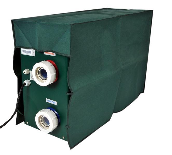 Invertech pool heat pump winter cover