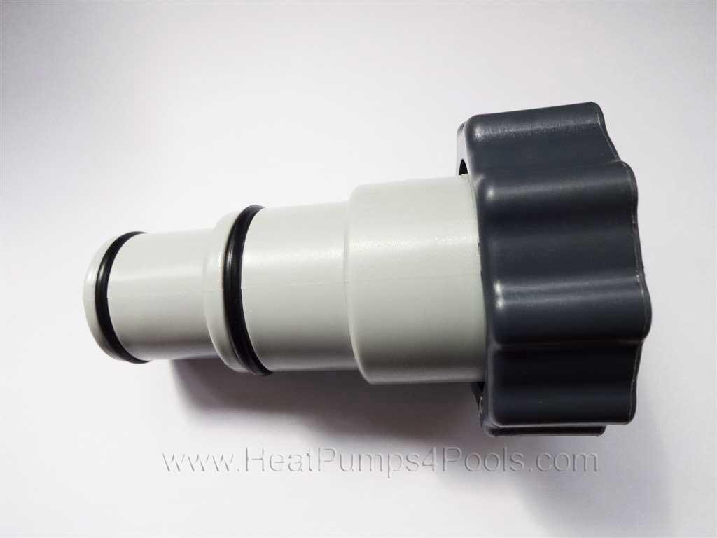 Bestway Intex Hose Adaptor 32mm 38mm 1.25