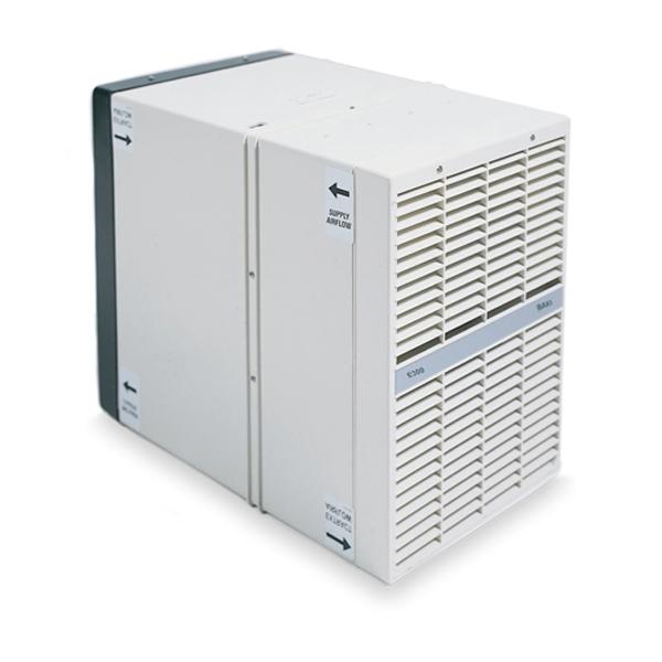 Indux E300RW6 ventilation